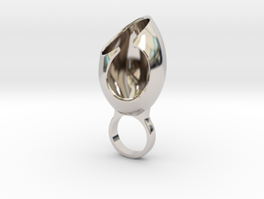 Terote - Bjou Designs in Rhodium Plated Brass