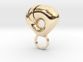 Brotesto - Bjou Designs in 14k Gold Plated Brass