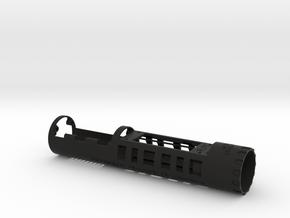 MPP V1 Main body CF9 (Roman's)  in Black Natural Versatile Plastic