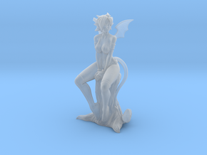 Kandi the Succubus Cleric - 80mm in Smooth Fine Detail Plastic