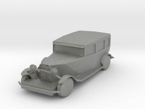 O Scale Packard in Gray Professional Plastic