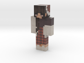 2Centimes_ | Minecraft toy in Natural Full Color Sandstone