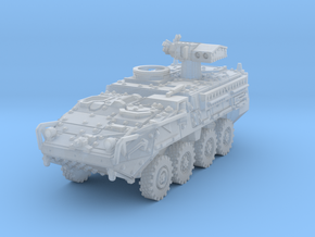 M1134 Stryker ATGM scale 1/160 in Smooth Fine Detail Plastic
