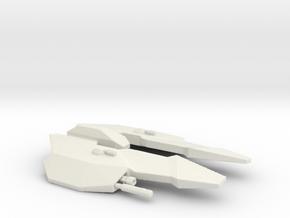BC Templar spacecraft in White Natural Versatile Plastic