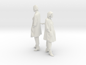 Cosmiton Multiples NML Femme 014 - 1/32 in White Natural Versatile Plastic