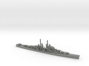 US Juneau-Class Cruiser in Gray Professional Plastic