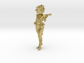Altia Valseer V2 in Natural Brass