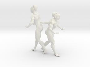 Cosmiton Multiples NML Femme 021 - 1/32 in White Natural Versatile Plastic