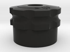 tourelleUP in Black Natural Versatile Plastic