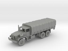 M814 Truck w-Tarp in Gray PA12: 1:144