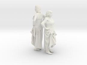 Cosmiton Multiples NML Femme 026 - 1/35 in White Natural Versatile Plastic