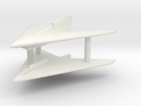 (1:350)(x2) Horten Ho XIII B in White Natural Versatile Plastic
