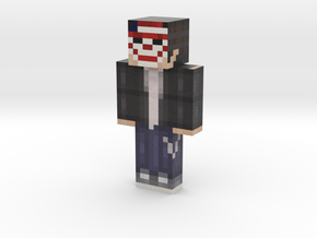 MATTYSNELL77 | Minecraft toy in Natural Full Color Sandstone
