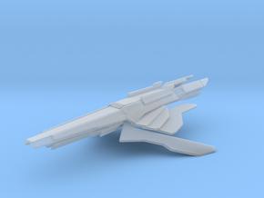 Mass Effect Turian Cruiser in Smooth Fine Detail Plastic