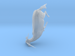 Gemsbok 1:16 Walking Female in Smooth Fine Detail Plastic