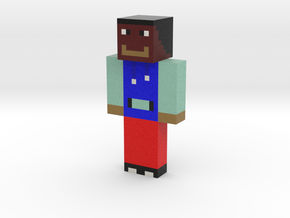 IMG_2472 | Minecraft toy in Natural Full Color Sandstone