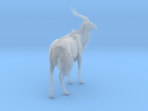 Nyala 1:20 Standing Male in Smooth Fine Detail Plastic