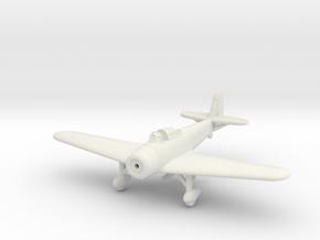 1/144 Caproni AP.1 in White Natural Versatile Plastic