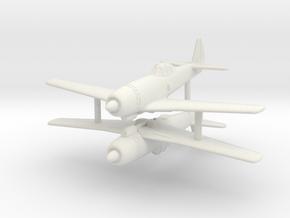 1/200 Tachikawa Ki-94 II (x2) in White Natural Versatile Plastic
