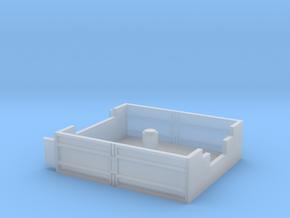 04 902 Dantank PK2 in Smooth Fine Detail Plastic