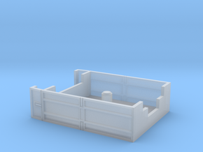 04 907 Dantank PK7 in Smooth Fine Detail Plastic