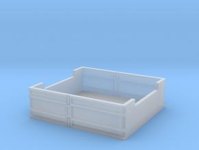04 908 Dantank PK8 für Anhänger in Smooth Fine Detail Plastic