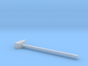 1-10 hammer in Smooth Fine Detail Plastic