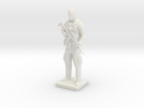 Printle M Homme 1837 - 1/24 in White Natural Versatile Plastic