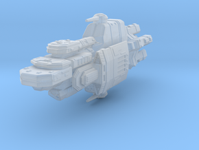 Leonidas-class in Smooth Fine Detail Plastic: Small