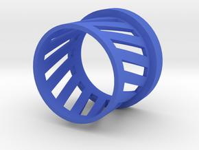 Torque Plate Ring End Gap Alignment Tool 86mm in Blue Processed Versatile Plastic
