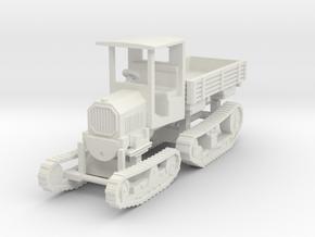 Marienwagen I truck  1:72 in White Natural Versatile Plastic
