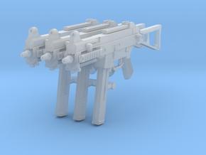 3x 1/24th UMP45gun simple config in Smoothest Fine Detail Plastic
