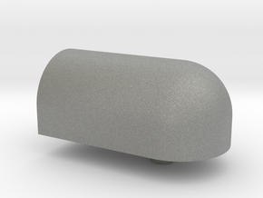 1/12 Lower Pillow Ball Holder in Gray Professional Plastic