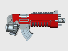 10x Prime Bolter-X1 in Smooth Fine Detail Plastic
