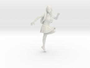 Printle C Femme 056 - 1/12 in White Natural Versatile Plastic