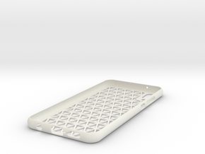 Case Huawei P20 lite in White Natural Versatile Plastic
