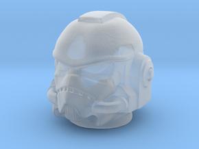 stormarine helmet in Smooth Fine Detail Plastic