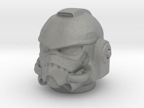 stormarine helmet in Gray PA12