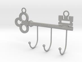 Key Hanger in Aluminum