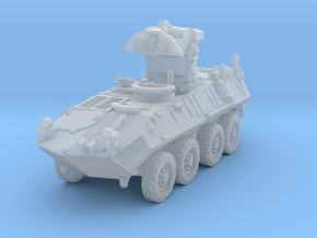 LAV AT scale 1/144 in Smooth Fine Detail Plastic