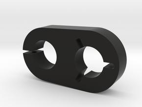 Micro Seiki AX-1 Armboard for DDX / DQX-1000 in Black Premium Versatile Plastic