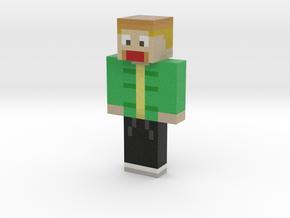 steckdosenhebel | Minecraft toy in Natural Full Color Sandstone