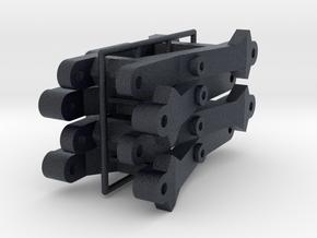 HD Thundershot Arms (x4), Tamiya Terra Scorcher D1 in Black Professional Plastic