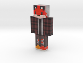 Kenzy | Minecraft toy in Natural Full Color Sandstone
