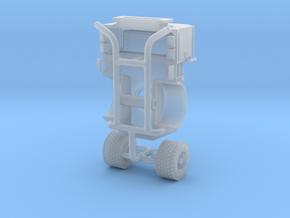 1/160 2018/19 Philadelphia Pierce Tiller Tractor R in Smooth Fine Detail Plastic