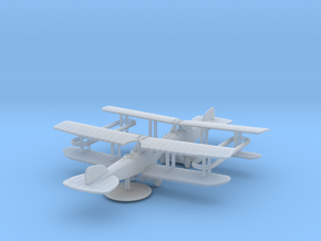 Albatros C.V/17 in Smooth Fine Detail Plastic: 1:285