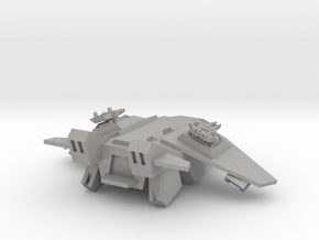 The Gryphon in Aluminum