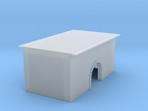 Wasserdurchlasstunnel Brücke gemauerter Bogen 1:16 in Smoothest Fine Detail Plastic