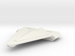 Quasar Fire Carrier in White Natural Versatile Plastic