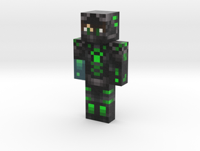 MRtecno98 | Minecraft toy in Natural Full Color Sandstone